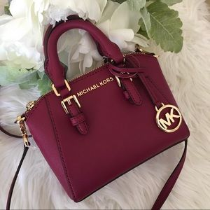 Last one✨Michael Kors mini Ciara crossbody bag